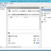Windows Server バックアップという選択肢のデメリット。Windows標準バックアップ